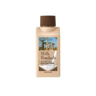 MILK BAOBAB Perfume Shampoo White Musk/Шампунь с ароматом белого мускуса 70 мл.