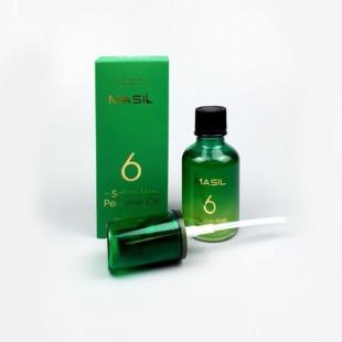 MASIL 6 Salon Hair Perfume Oil/Масло для волос парфюмированное 60 мл.