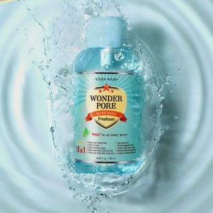 ETUDE HOUSE Wonder Pore Freshner/Тоник освежающий для жирной кожи 250мл.