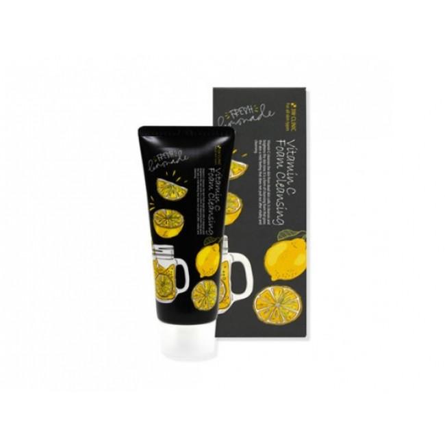 3W CLINIC Foam Cleansing Vitamin C/ Пенка для умывания с витамином C