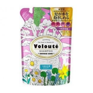 Japan Gateway Voloute Shampoo Damage Care /Шампунь Глубокое восcтановление, 360 мл (сменный блок)