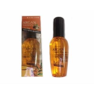 DEOPROCE Argan Therapy Hair Essence 80 ml Эссенция для волос с аргановым маслом