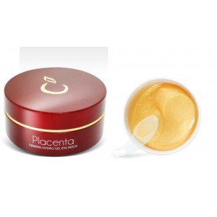 Berrisom Placenta Firming Hydrogel Eye Patch Гидрогелевые патчи