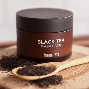 Heimish Black Tea Mask Pack/ Маска для лица освежающая с экстрактом черного чая 110мл