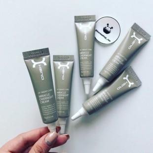 Xeno Miracle Overnight Cream /Многофункциональный крем для волос15g