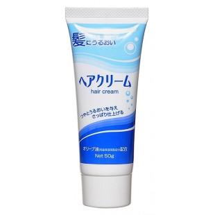 Sarada town Wakahada Monogatari/Восстанавливающий крем для волос с оливковым маслом
