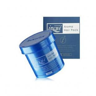 INCUS Aroma Hair Pack/Маска для всех типов волос, включая окрашенные, поврежденные и непослушные вьющиеся волосы (150мл)