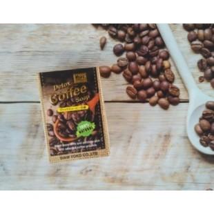 YOKO Detox Coffee Soap/Детокс-мыло с кофе 80гр.