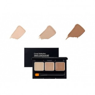 The cover perfection smart concealer kit/палетка консилеров