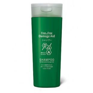 LION Free & Free Damage Aid Serum Shampoo For Normal & Damage Hair/Шампунь против выпадения для нормальных и поврежденных волос