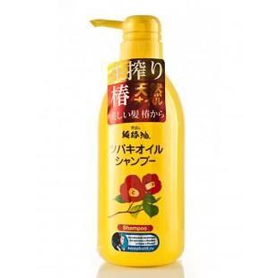 Kurobara Camellia Oil Hair Conditioner/Кондиционер с маслом камелии японской 500ml