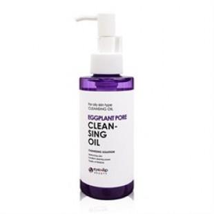 EYENLIP Eggplant Pore Cleansing Oil/ Гидрофильное масло с экстрактом баклажана 150мл
