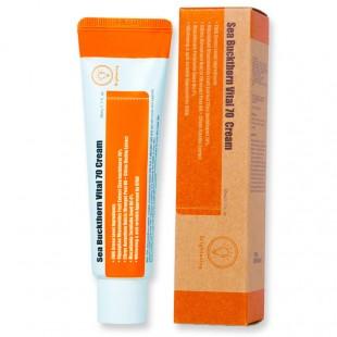 PURITO Sea Buckthorn Vital 70 Cream/Крем витаминный с экстрактом облепихи 50 мл.
