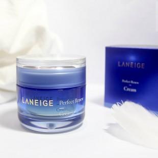 LANEIGE Perfect Renew Cream/ Увлажняющий крем с разглаживающим эффектом 50мл