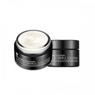 Mizon S-Venom Wrinkle Tox Cream/Крем для лица с экстрактом яда храмовых змей 50ml