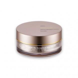 EYENLIP Salmon Oil Nutrition Hydrogel Eye Patch/Гидрогелевые патчи с лососевым маслом для кожи под глазами