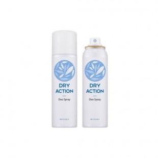 MISSHA deo spray/Дезодорант-спрей
