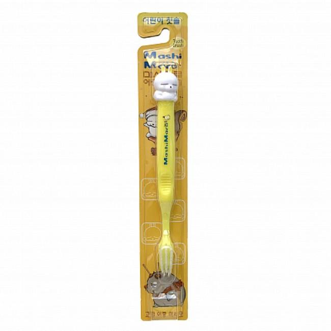 MASHIMARO Kids Toothbrush/Зубная щетка детская