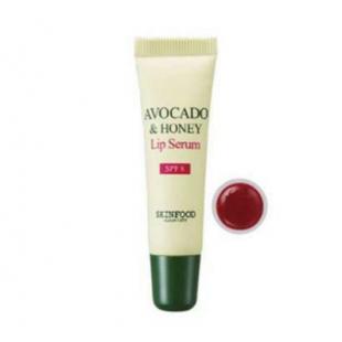 SkinFood Avocado & Honey Lip Serum SPF8/Сыворотка для губ 10 мл.