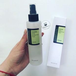 COSRX Centella Water Alcohol-Free Toner /Тонер с экстрактом центеллы для чувствительной кожи 150ml