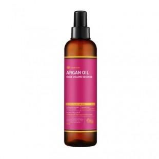 EVAS Char Char Argan Oil Wave Volume Essense/Эссенция для волос с аргановым маслом 250 мл.