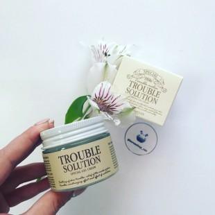 Graymelin Trouble Solution  Special Gel Cream/ Лечебный гель-крем против акне 50ml
