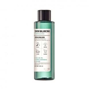 DEARBOO Skin Balancing Centella Cica Zero Emulsion/Эмульсия с кислотами и центеллой азиатской 150 мл.