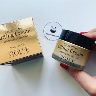 GOU:E Extra Riche Lifting Cream/Крем для лица с лифтинг-эффектом 50мл