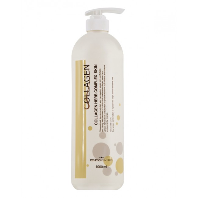 ESTHETIC HOUSE Collagen Herb Complex Skin/Тоник с коллагеном и растительным комплексом