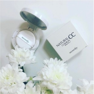 SECRET KEY Natural CC Cushion SPF50+ PA+