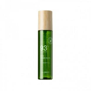 THE SAEM Jeju Fresh Aloe Mist/Мист для лица увлажняющий с алоэ 120мл.