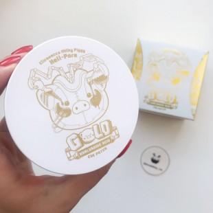 Elizavecca Milky Piggy Hell Pore Gold Hyaluronic Acid Eye Patch /Увлажняющие гидрогелевые патчи с гиалуроновой кислотой и золотом 60шт