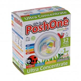 Posh One Ecobaby Delicate/Стиральный порошок 2,5кг