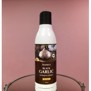 DEOPROCE Black Garlic Intensive Energy Shampoo/Шампунь для волос с экстрактом черного чеснока 200 мл.