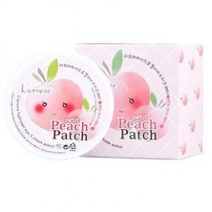 L'arvore Hydrogel Eye & Cheeck Petit Peach Patch/Гидрогелевые патчи для лица 90шт