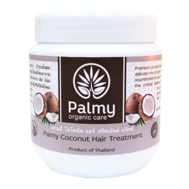 PALMY organic care /Маска для волос «Чистый кокос» 500мл