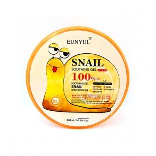 EUNYUL Snail 100% Soothing Gel/Универсальный гель с муцином улитки