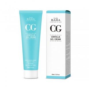COS DE BAHA CG Centella Gel Cream/Крем-гель для лица восстанавливающий с центеллой 45 мл.