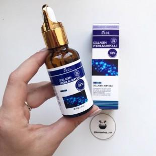 Ekel  Collagen Premium Ampoule 38%  30ml/Ампульная сыворотка с коллагеном