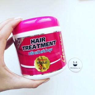 Genive Маска для ускорения роста и восстановления поврежденных волос 500 мл.