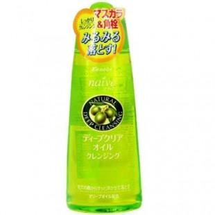 kracie olive oil/гидрофильное масло для снятия макияжа