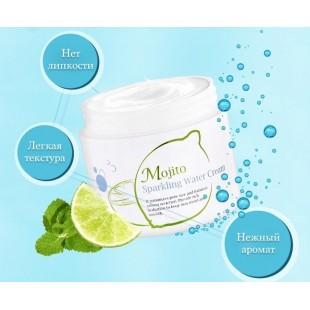 The Skin House Mojito Sparkling Water Cream/Увлажняющий матирующий крем минимизирующий поры