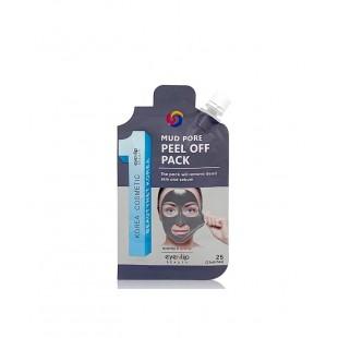 EYENLIP Mud Pore Peel Off Pack/Маска-пленка очищающая 25 гр.