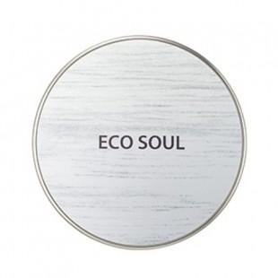 THE SAEM ECO SOUL Cover Stay Cushion/Основа тональная маскирующая  15гр