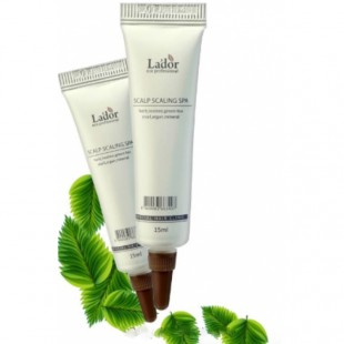 La'dor  Scalp Scaling Spa/ Пилинг для кожи головы 15ml