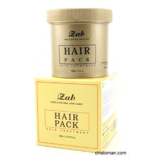 ZAB Hair Pack Treatment /Увлажняющая маска для волос 150мл