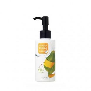 THE FACE SHOP Smart Peeling Mild Papaya Peeling/Пилинг-скатка с экстрактом папайи