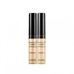 Secret key  MIRACLE FIT ESSENCE CONCEALER SPF30 PA++/	 КОНСИЛЕР ЖИДКИЙ 6Г