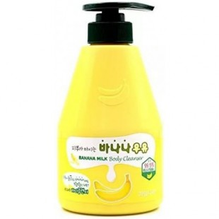 Welcos Kwailnara Milk Body Cleanser/Гель для душа 560 мл