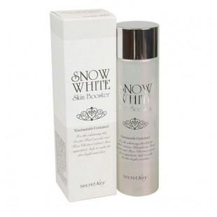 SECRET KEY Snow White Skin Booster/Осветляющий бустер с ниацинамидом и экстрактом жемчуга